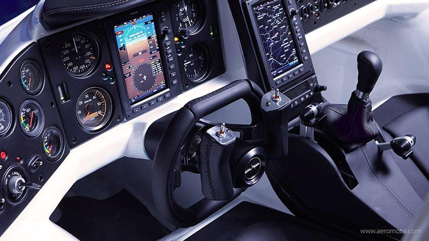 Uçan Otomobil AeroMobil 3.0