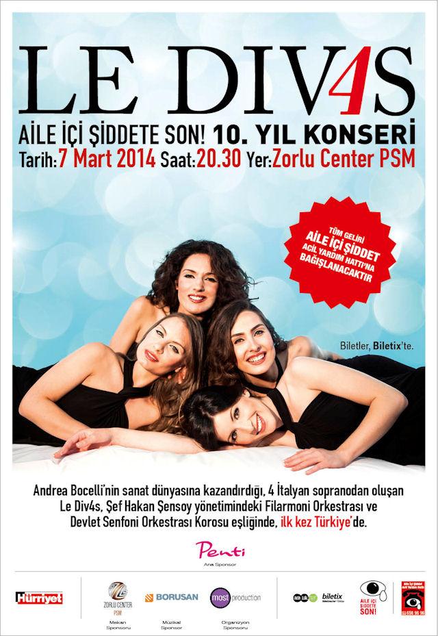 Le DIV4S Türkiye'de