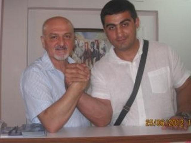 Op.Dr.Hasan Doğan ve Ferit Osmanlı