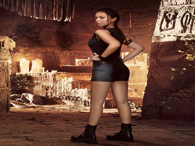 """Hadise """"Lara Croft"""""""