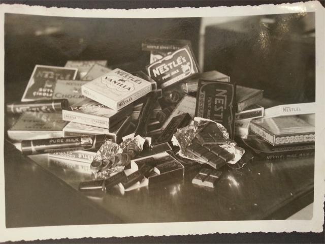 'ÇUKULATA: Çikolatanın Yerli Tarihi'