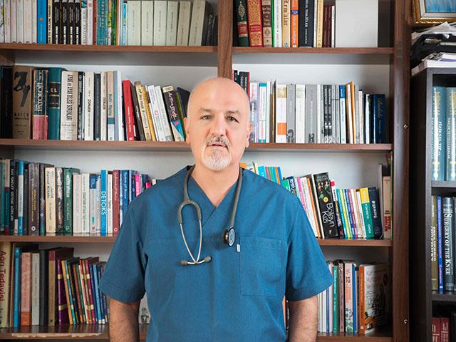 Ortopedi ve Travmatoloji Uzmanı Op. Dr. Hasan Doğan