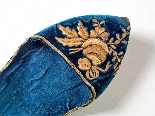 'Pabuç, Sadberk Hanım Müzesi Koleksiyonundan'