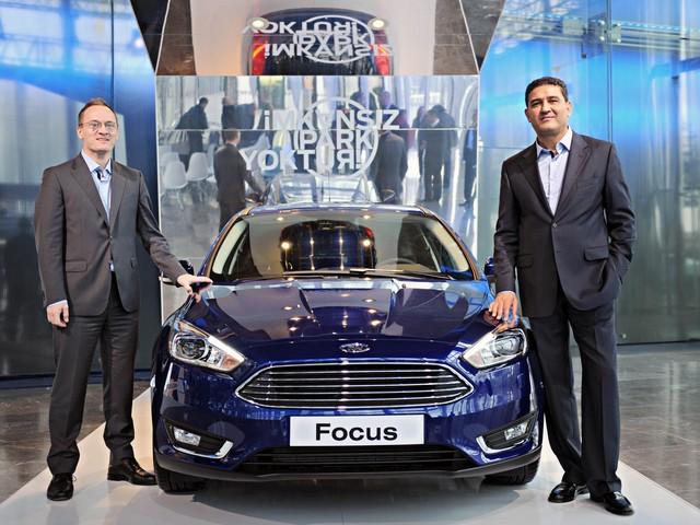 yeni ford focus william r periam haydar yenigun 640x480 - Yeni Ford Focus Türkiye'de Satışa Sunuluyor