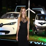 frida aasen 640x480 150x150 - Victoria's Secret Meleği Törene Renault ile Geldi