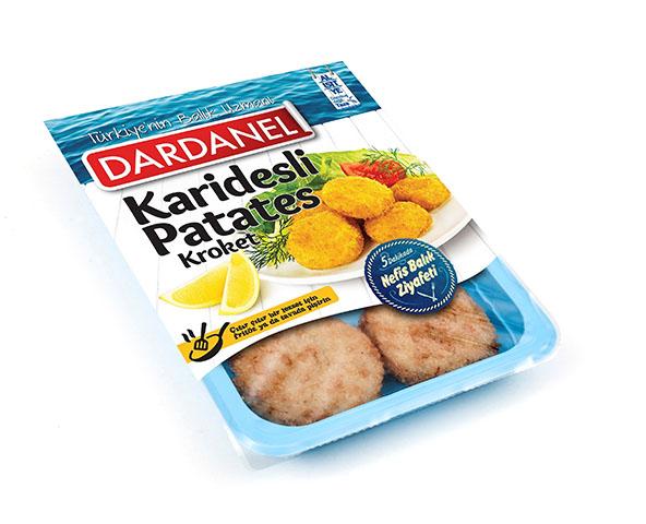 karidesli patates kroket 592x480 - Dardanel'den Türkiye'de Bir İlk...