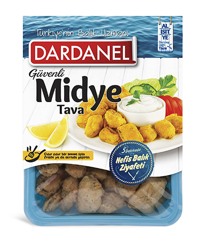 midye tava deniz urunu 401x480 - Dardanel'den Türkiye'de Bir İlk...