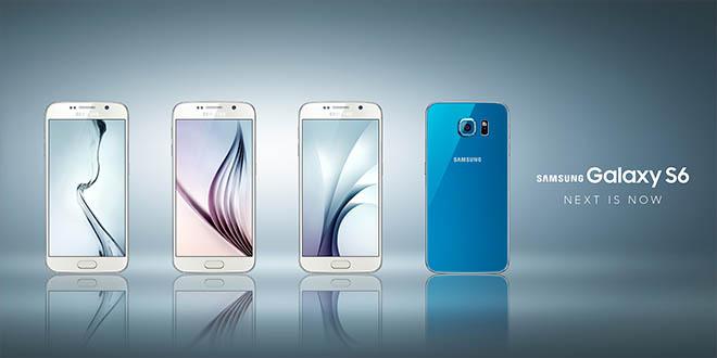 samsung galaxy s6 660x330 - Samsung Galaxy S6 Ve Galaxy S6 Edge Türkiye'de!