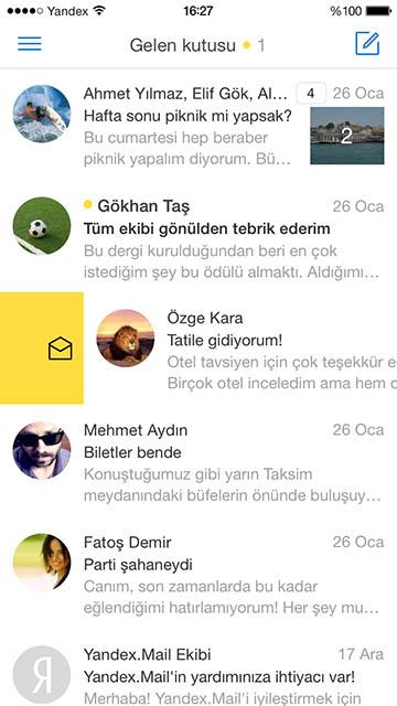 yandex mail 3 360x640 - Yandex Mail Yenilendi