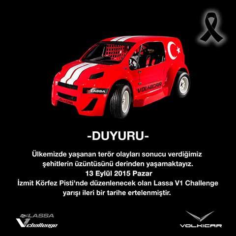 lassa V1 challenge yarisi duyuru 480x480  - Lassa V1 Körfez Yarışı Ertelendi