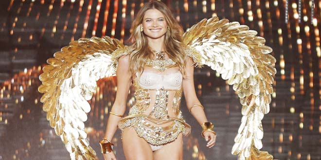 victorias secret 2015 defilesi new yorkta - Victoria's Secret 2015 Defilesi New York'ta!...