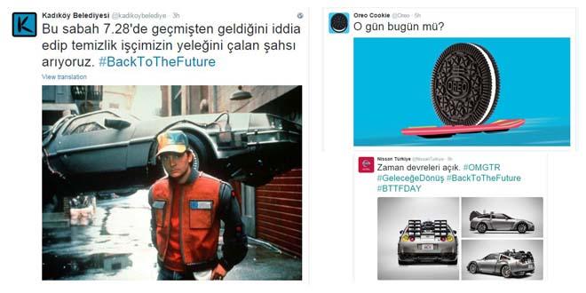 """gelecege donus gununu markalar da firsata cevirdi 660x330 - """"Geleceğe Dönüş Günü""""nü Markalar da Fırsata Çevirdi"""