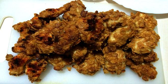 evde lezzetli tavuk citirlari yapmak 660x330 - Evde Lezzetli Tavuk Çıtırları Yapmak