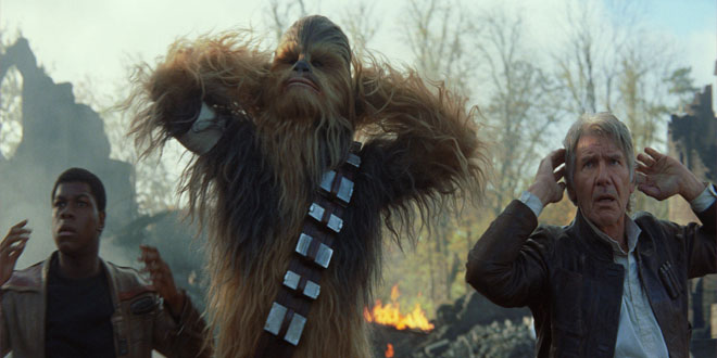 star wars guc uyaniyor vizyona giriyor 660x330 - Star Wars: Güç Uyanıyor Vizyona Giriyor