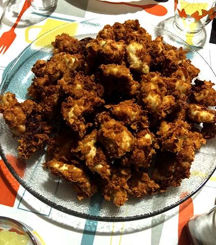 tavuk citirlari 442x480 - Evde Lezzetli Tavuk Çıtırları Yapmak