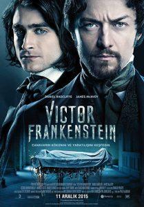 victor frankenstein 209x300 - Vizyona Giren Filmler: 11 Aralık