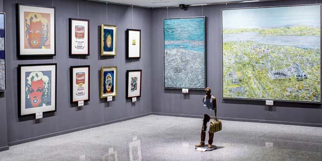 bol sanatli nice yillar sergisi 660x330 - Bol Sanatlı Nice Yıllar Sergisi