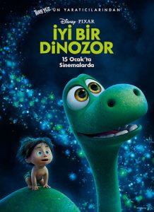 iyi bir dinozor afis 218x300 - Vizyona Giren Filmler: 15 Ocak
