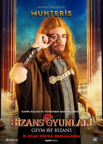 muhteris - Bizans Oyunları: Geym of Bizans