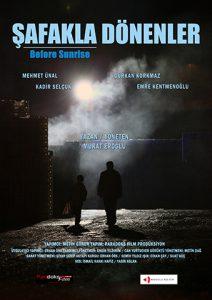 safakla donenler afis 212x300 - Vizyona Giren Filmler: 22 Ocak