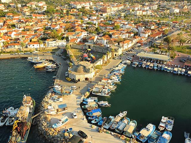 sigacik - İzmir Çevresinde Arabayla Keşfedebileceğiniz 5 Yer