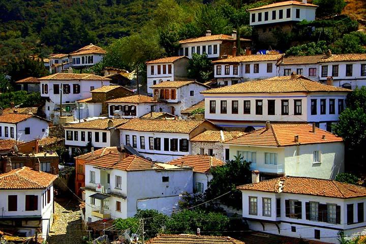 sirince - İzmir Çevresinde Arabayla Keşfedebileceğiniz 5 Yer