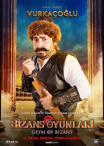 vurkacoglu - Bizans Oyunları: Geym of Bizans