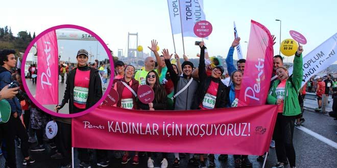 atiye 38 vodafone istanbul maratonundaydi kulecanbazi com 660x330 - Atiye, 38. Vodafone İstanbul Maratonu'ndaydı…