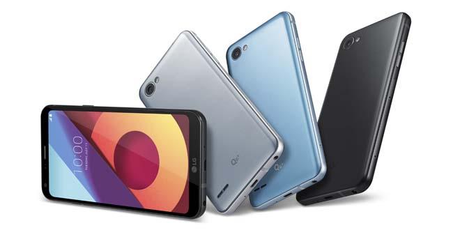 LG Q6, Türkiye'de Satışa Çıkıyor