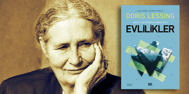 evlilikler doris lessing 1 kulecanbazi com 660x330 - Evlilikler | Doris Lessing