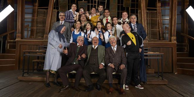 Hababam Sınıfı Müzikali BKM Tiyatro'da