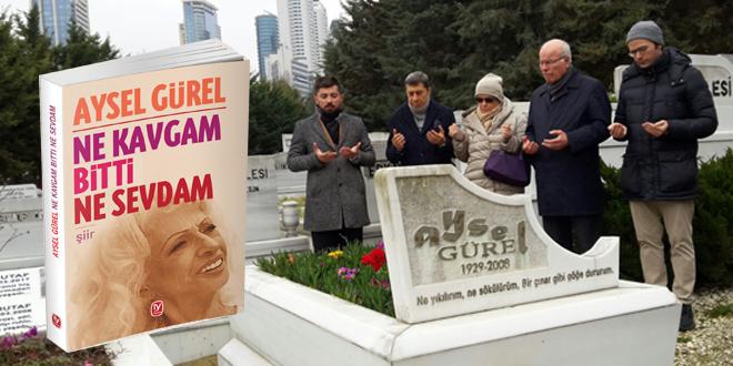 soz yazari aysel gurel mezari basinda anildi kulecanbazi com 660x330 - Söz Yazarı Aysel Gürel Mezarı Başında Anıldı