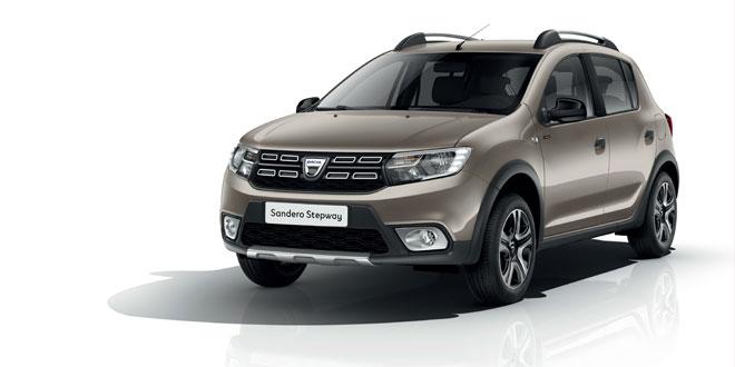 Ekim Ayında Dacia'da Sıfır Faiz