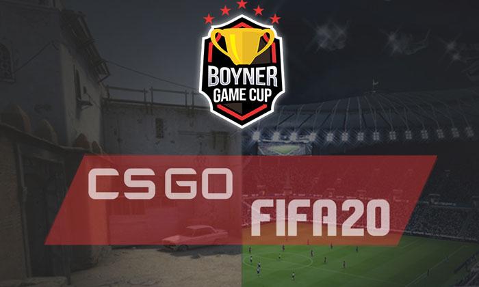 E-spor Turnuvası Boyner Game Cup'a Yoğun İlgi