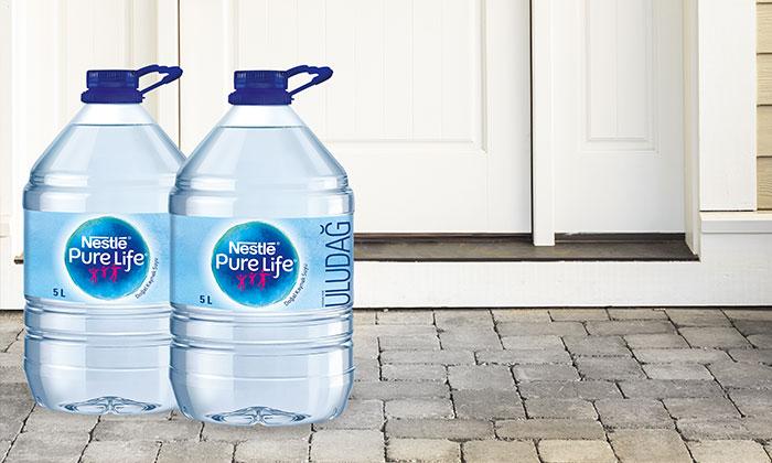 Nestlé Pure Life'tan 'Askıda Su' Uygulaması