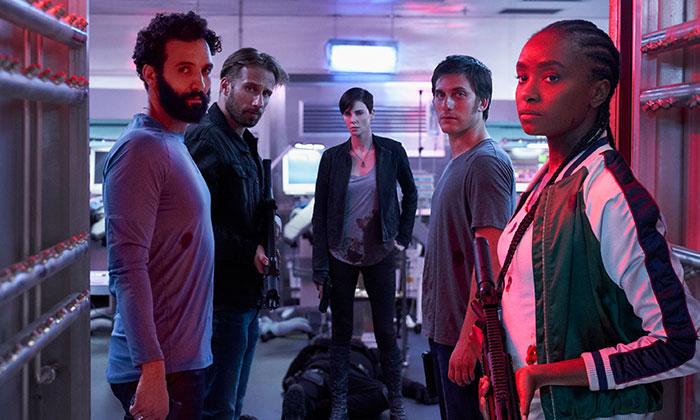 Netflix, The Old Guard Filminden İlk Detayları Paylaştı